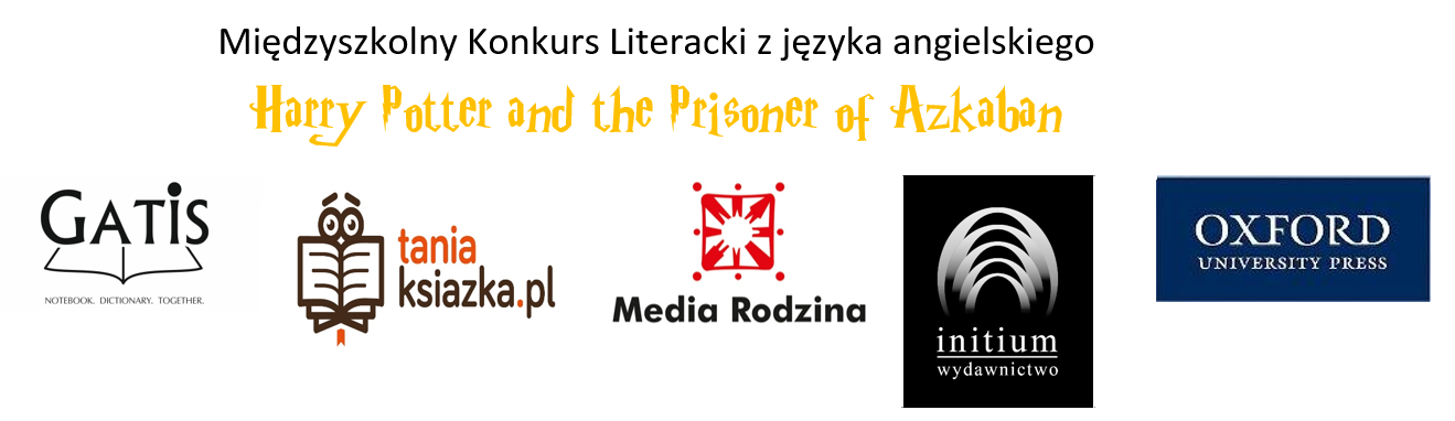 Międzyszkolny Konkurs Literacki z języka angielskiego